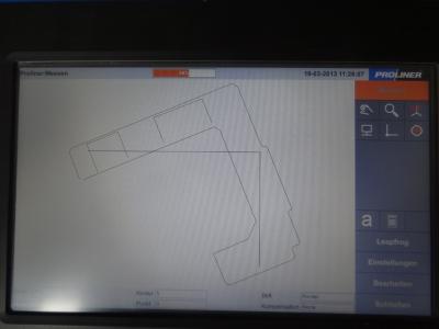 CAD Zeichnung Aufmaß