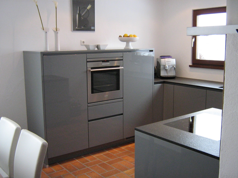 Küchenarbeitsplatte Nero Assolutho edelgeflammt