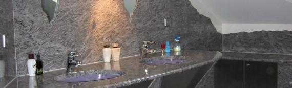Waschtisch Lavender Blue
